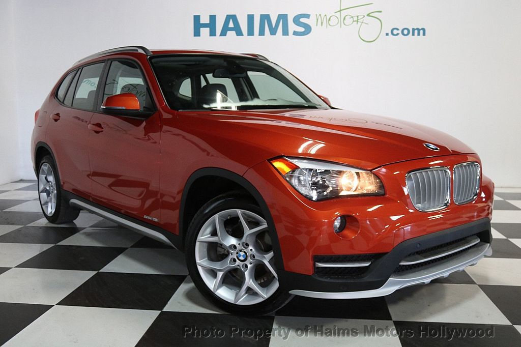 2015 BMW X1 sDrive28i - 17482601 - 3