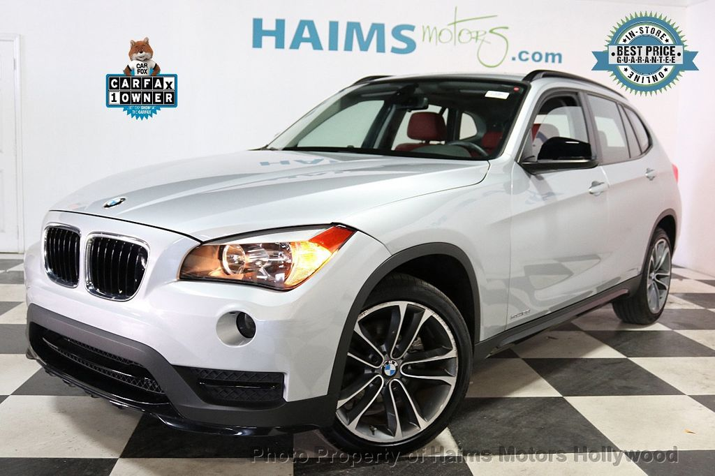 2015 BMW X1 sDrive28i - 18036308 - 0