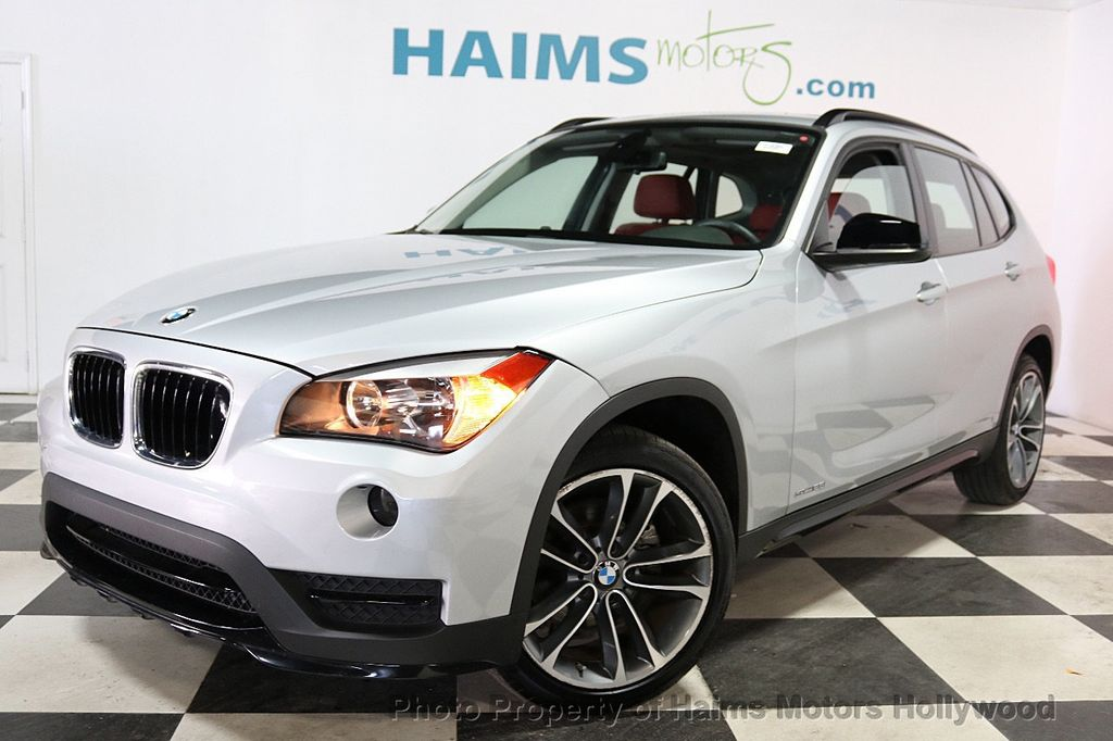 2015 BMW X1 sDrive28i - 18036308 - 1