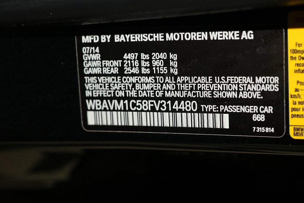 2015 BMW X1 sDrive28i - 16195993 - 28