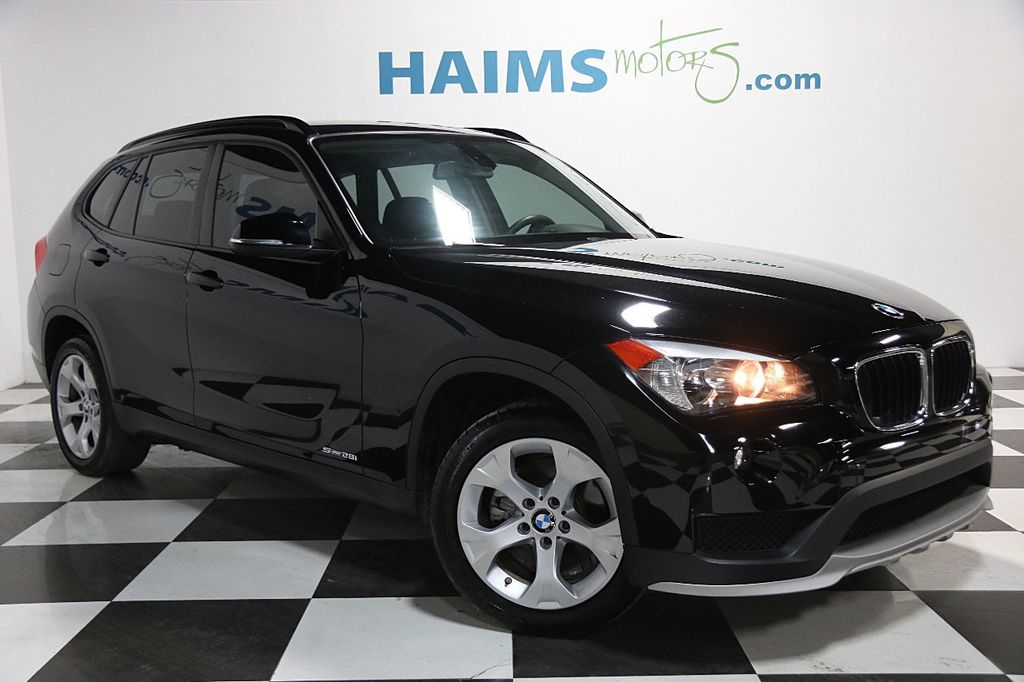 2015 used bmw x1 sdrive28i at haims motors serving fort lauderdale hollywood miami fl iid. Black Bedroom Furniture Sets. Home Design Ideas