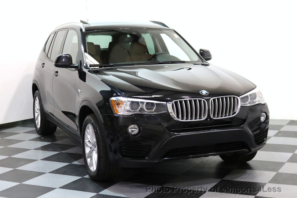 2015 used bmw x3 certified x3 xdrive28i awd blind spot. Black Bedroom Furniture Sets. Home Design Ideas