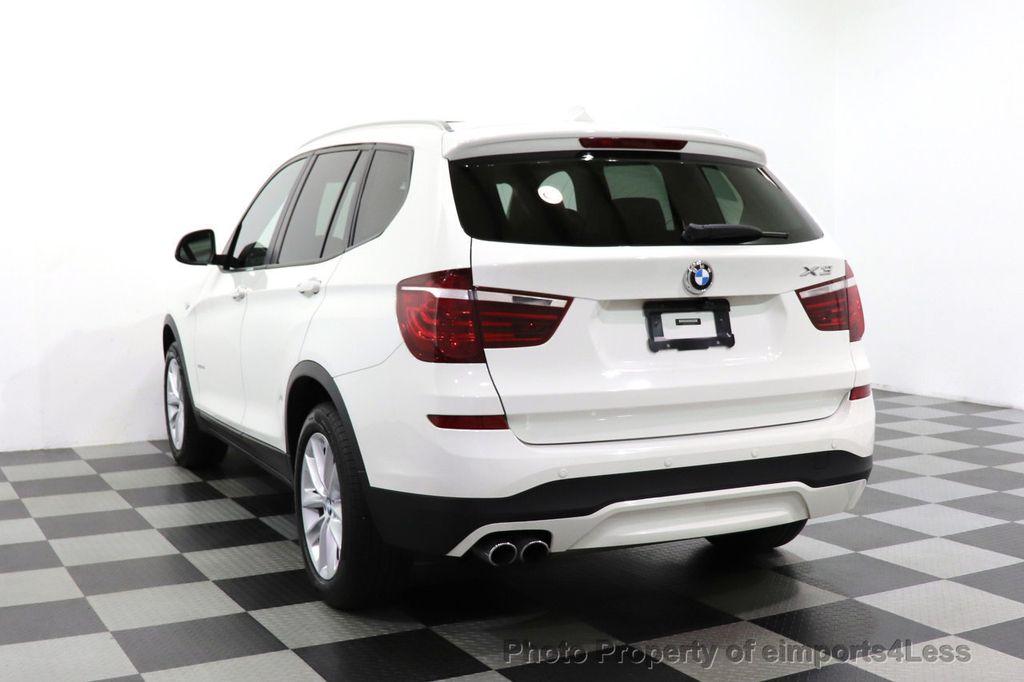2015 BMW X3 CERTIFIED X3 xDRIVE28i AWD CAMERA NAVIGATION - 17425244 - 16