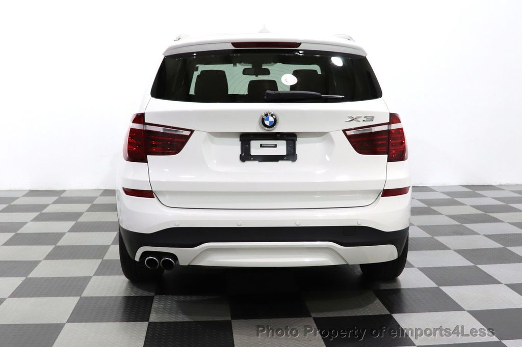 2015 BMW X3 CERTIFIED X3 xDRIVE28i AWD CAMERA NAVIGATION - 17425244 - 17