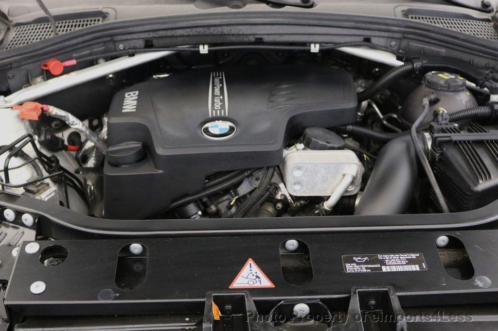 2015 BMW X3 CERTIFIED X3 xDRIVE28i AWD CAMERA NAVIGATION - 17425244 - 19