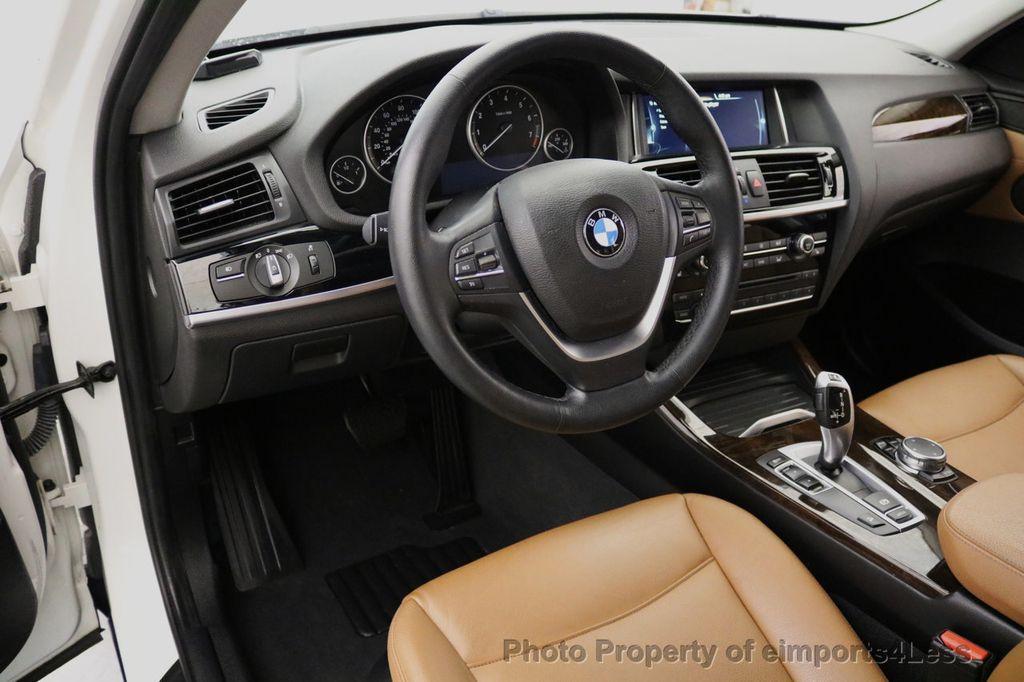 2015 BMW X3 CERTIFIED X3 xDRIVE28i AWD CAMERA NAVIGATION - 17425244 - 24