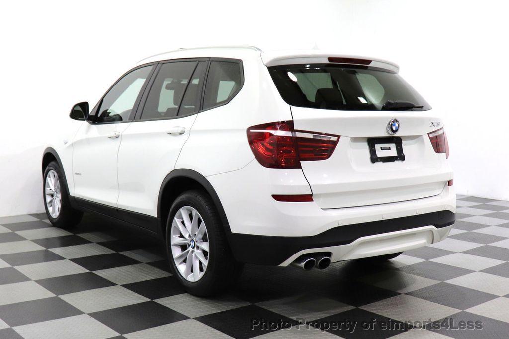2015 BMW X3 CERTIFIED X3 xDRIVE28i AWD CAMERA NAVIGATION - 17425244 - 2
