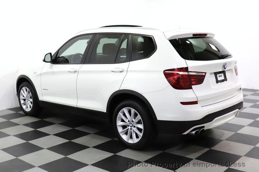 2015 BMW X3 CERTIFIED X3 xDRIVE28i AWD CAMERA NAVIGATION - 17425244 - 30