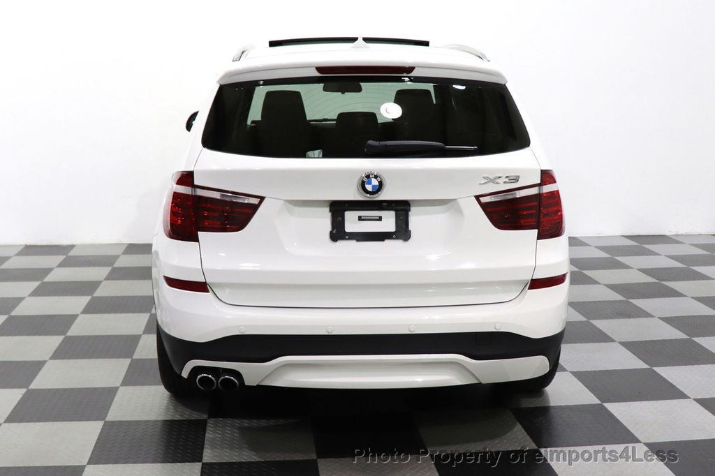 2015 BMW X3 CERTIFIED X3 xDRIVE28i AWD CAMERA NAVIGATION - 17425244 - 31