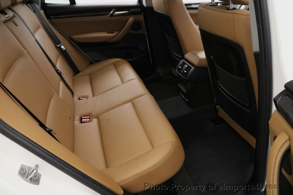 2015 BMW X3 CERTIFIED X3 xDRIVE28i AWD CAMERA NAVIGATION - 17425244 - 35