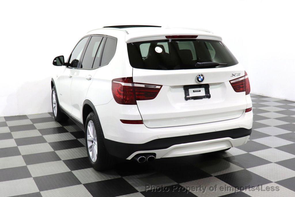 2015 BMW X3 CERTIFIED X3 xDRIVE28i AWD CAMERA NAVIGATION - 17425244 - 47
