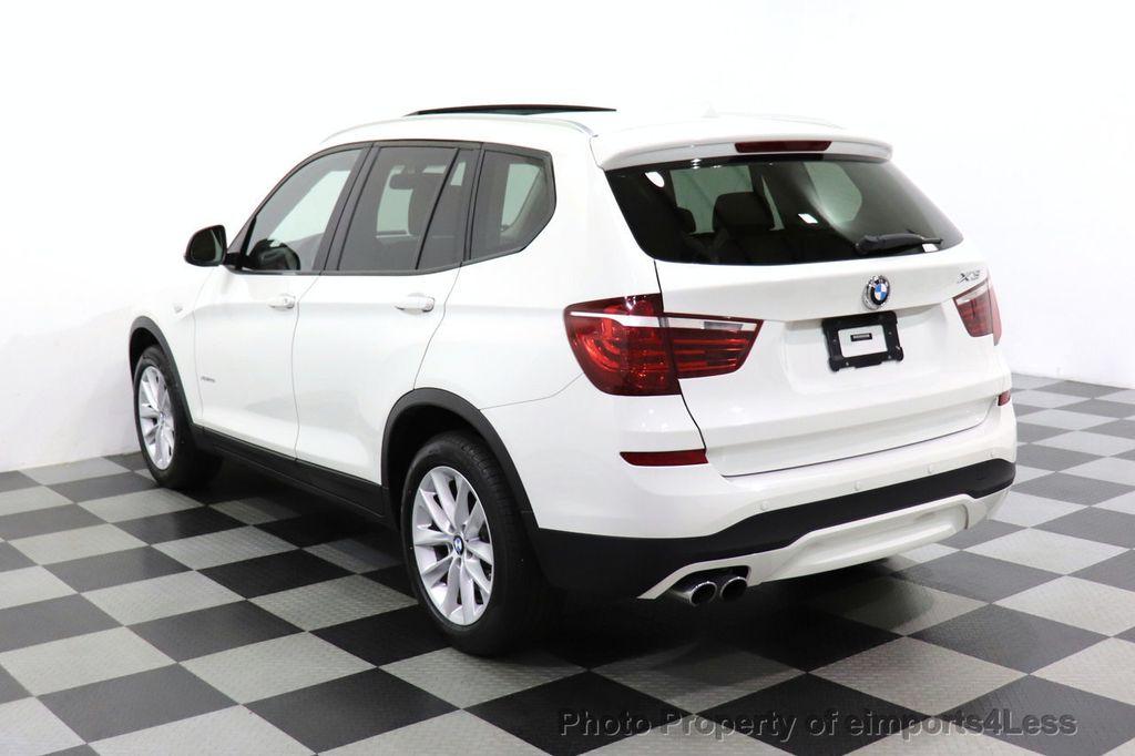 2015 BMW X3 CERTIFIED X3 xDRIVE28i AWD CAMERA NAVIGATION - 17425244 - 50