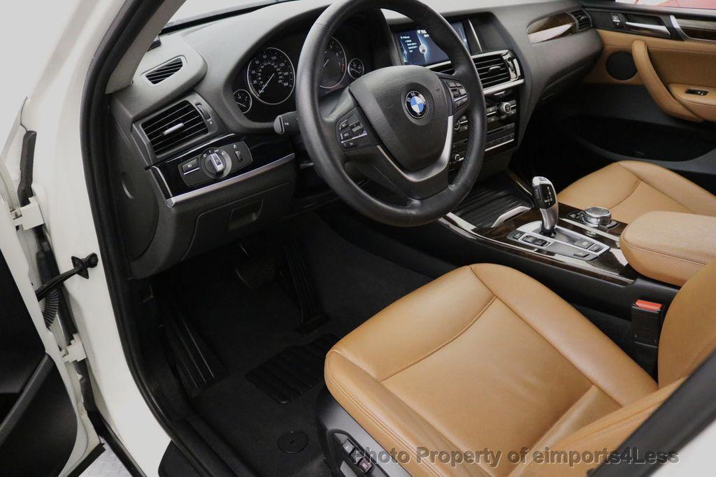 2015 BMW X3 CERTIFIED X3 xDRIVE28i AWD CAMERA NAVIGATION - 17425244 - 5