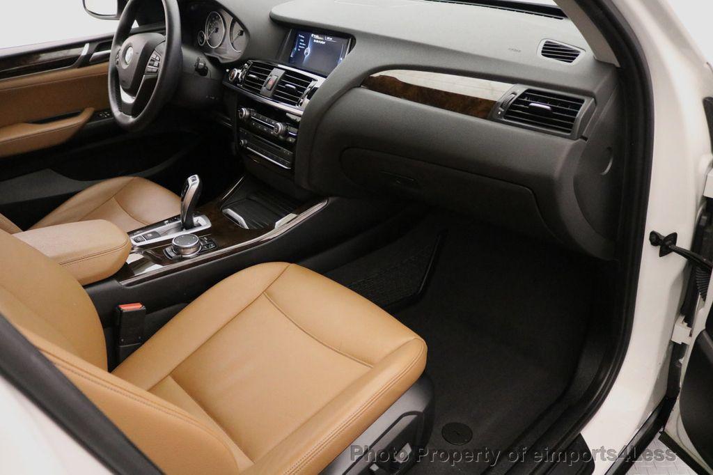 2015 BMW X3 CERTIFIED X3 xDRIVE28i AWD CAMERA NAVIGATION - 17425244 - 6