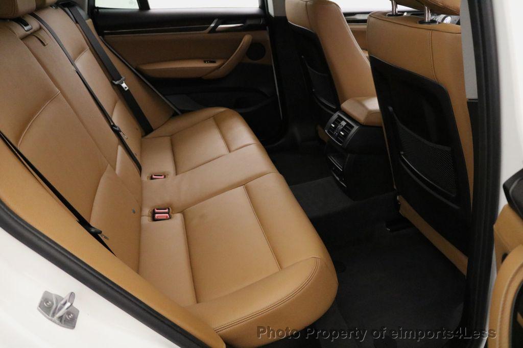 2015 BMW X3 CERTIFIED X3 xDRIVE28i AWD CAMERA NAVIGATION - 17425244 - 8