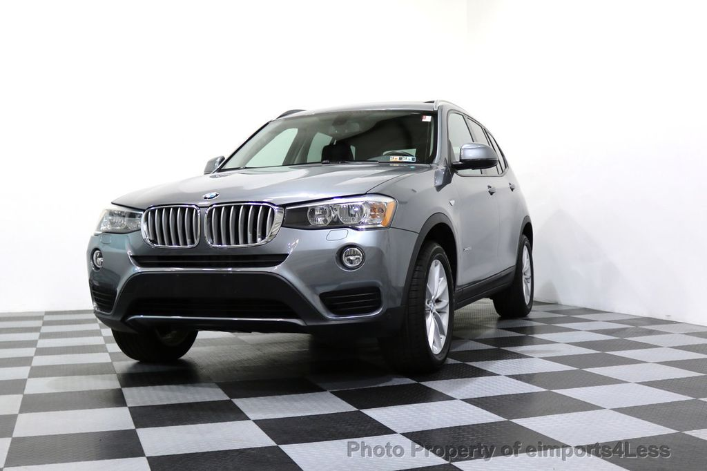 2015 BMW X3 CERTIFIED X3 xDRIVE28i AWD PANO CAMERA NAVI - 17308032 - 14