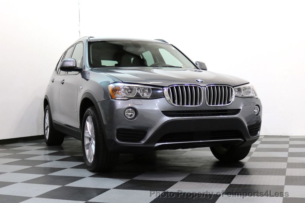 2015 BMW X3 CERTIFIED X3 xDRIVE28i AWD PANO CAMERA NAVI - 17308032 - 15