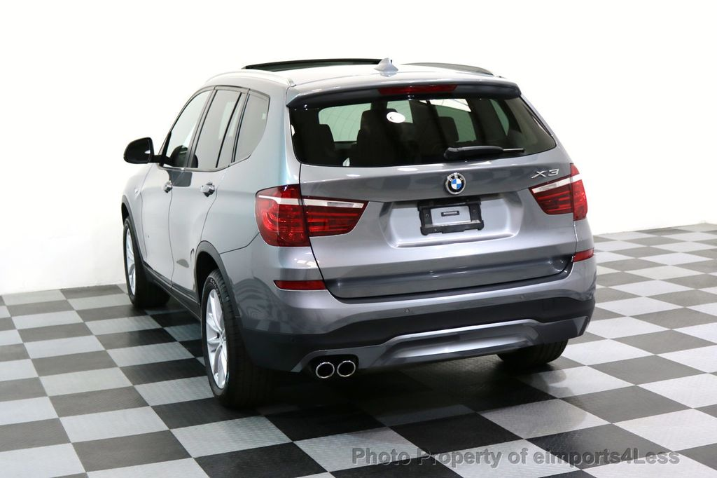2015 BMW X3 CERTIFIED X3 xDRIVE28i AWD PANO CAMERA NAVI - 17308032 - 16