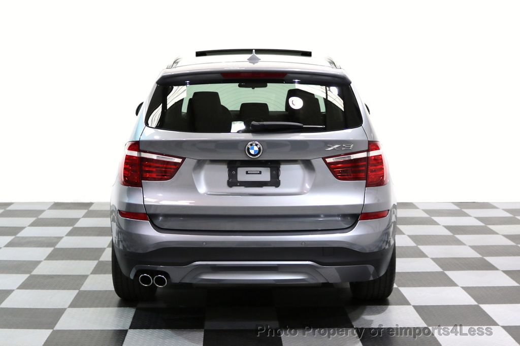 2015 BMW X3 CERTIFIED X3 xDRIVE28i AWD PANO CAMERA NAVI - 17308032 - 17