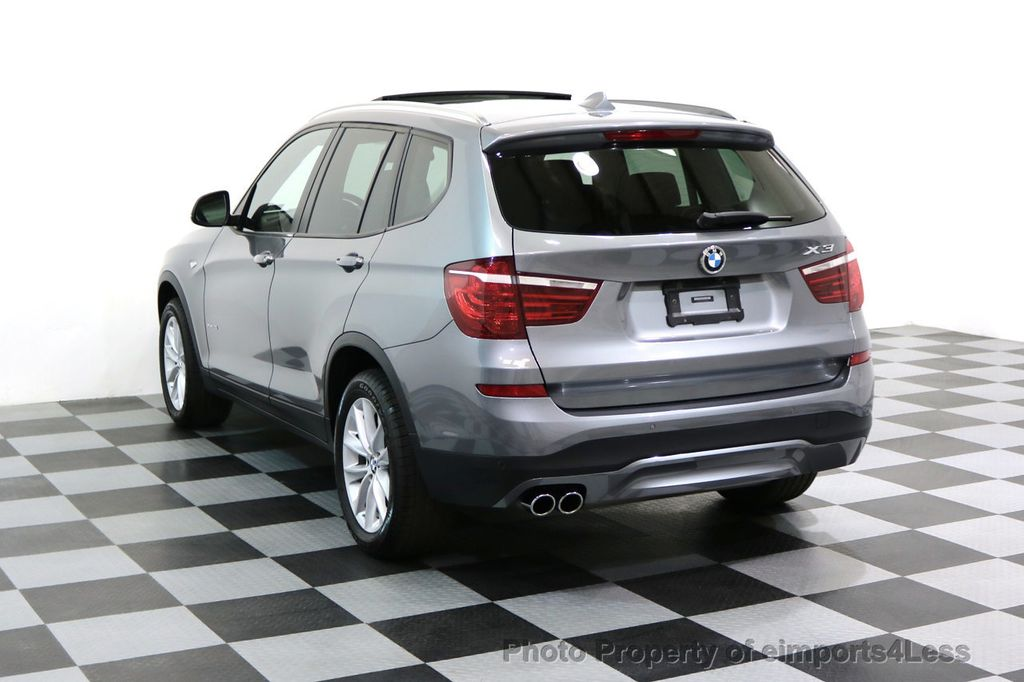 2015 BMW X3 CERTIFIED X3 xDRIVE28i AWD PANO CAMERA NAVI - 17308032 - 2