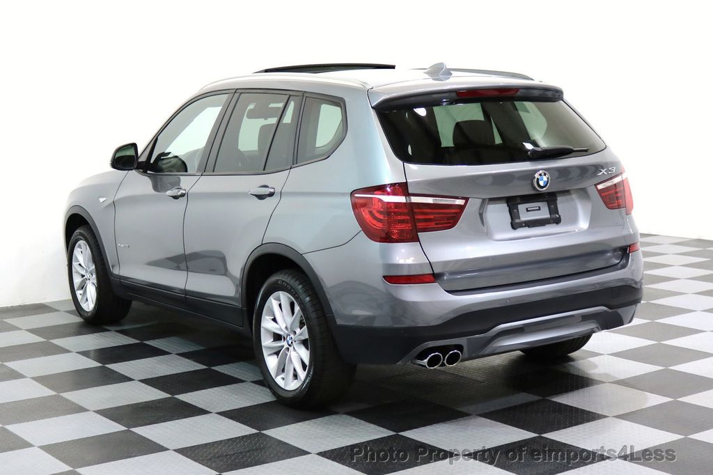 2015 BMW X3 CERTIFIED X3 xDRIVE28i AWD PANO CAMERA NAVI - 17308032 - 29