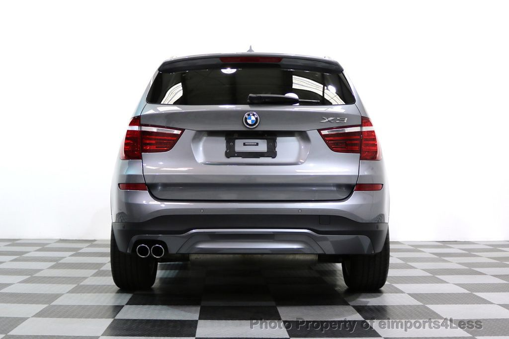 2015 BMW X3 CERTIFIED X3 xDRIVE28i AWD PANO CAMERA NAVI - 17308032 - 30
