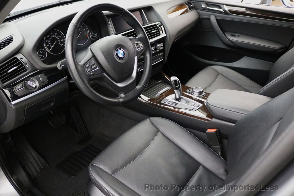 2015 BMW X3 CERTIFIED X3 xDRIVE28i AWD PANO CAMERA NAVI - 17308032 - 32