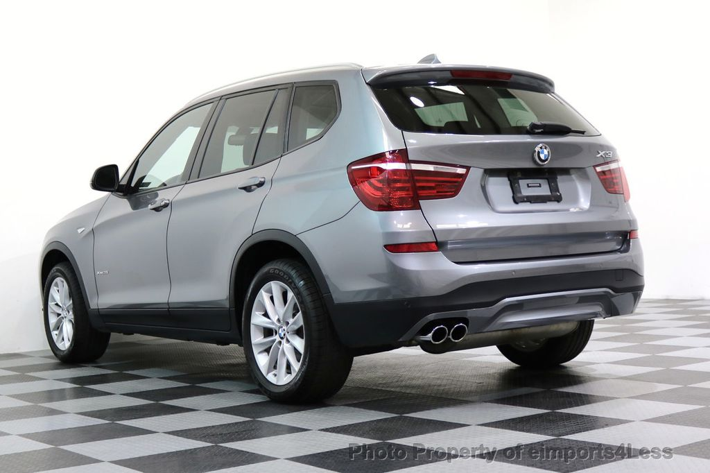 2015 BMW X3 CERTIFIED X3 xDRIVE28i AWD PANO CAMERA NAVI - 17308032 - 44