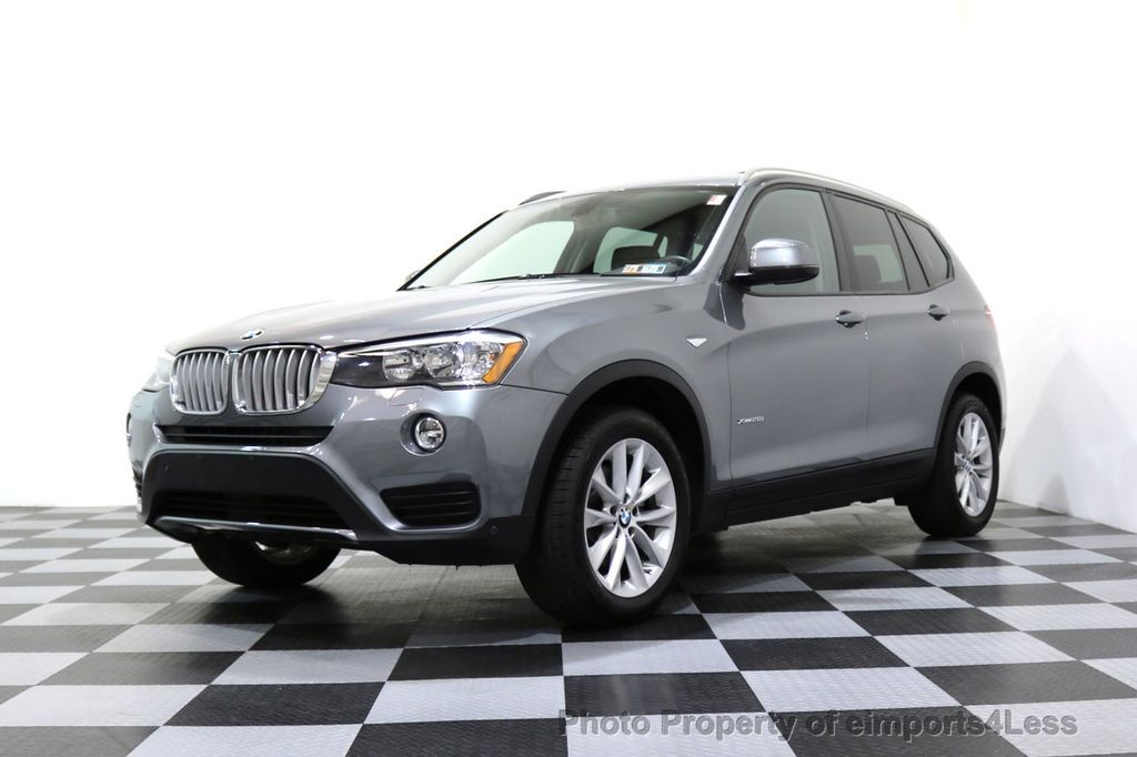 2015 BMW X3 CERTIFIED X3 xDRIVE28i AWD PANO CAMERA NAVI - 17308032 - 51