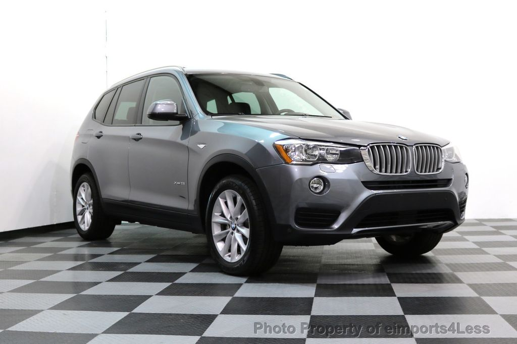 2015 BMW X3 CERTIFIED X3 xDRIVE28i AWD PANO CAMERA NAVI - 17308032 - 54