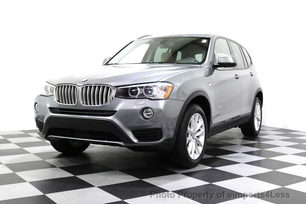 2015 BMW X3 CERTIFIED X3 xDRIVE28i AWD XENONS CAMERA NAVI - 17696949 - 14