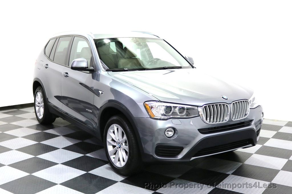 2015 BMW X3 CERTIFIED X3 xDRIVE28i AWD XENONS CAMERA NAVI - 17696949 - 15