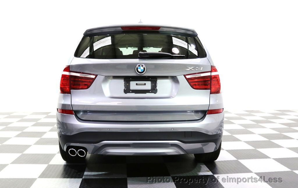 2015 BMW X3 CERTIFIED X3 xDRIVE28i AWD XENONS CAMERA NAVI - 17696949 - 17