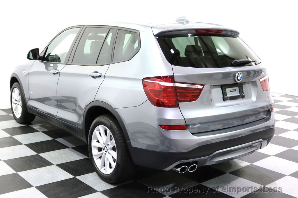 2015 BMW X3 CERTIFIED X3 xDRIVE28i AWD XENONS CAMERA NAVI - 17696949 - 2