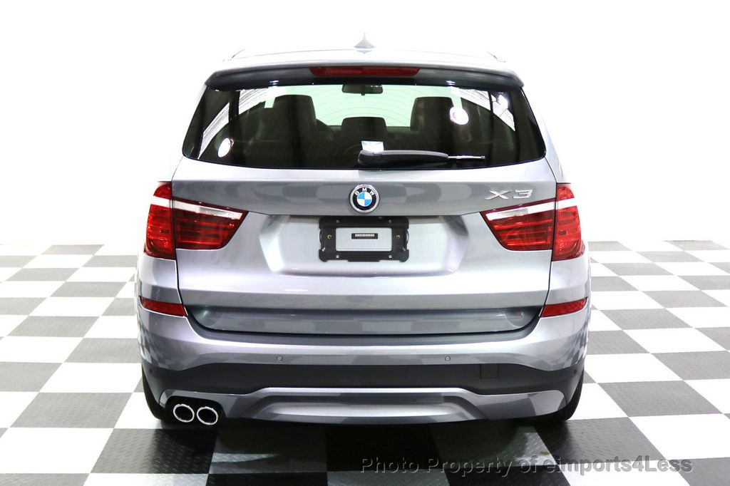 2015 BMW X3 CERTIFIED X3 xDRIVE28i AWD XENONS CAMERA NAVI - 17696949 - 32