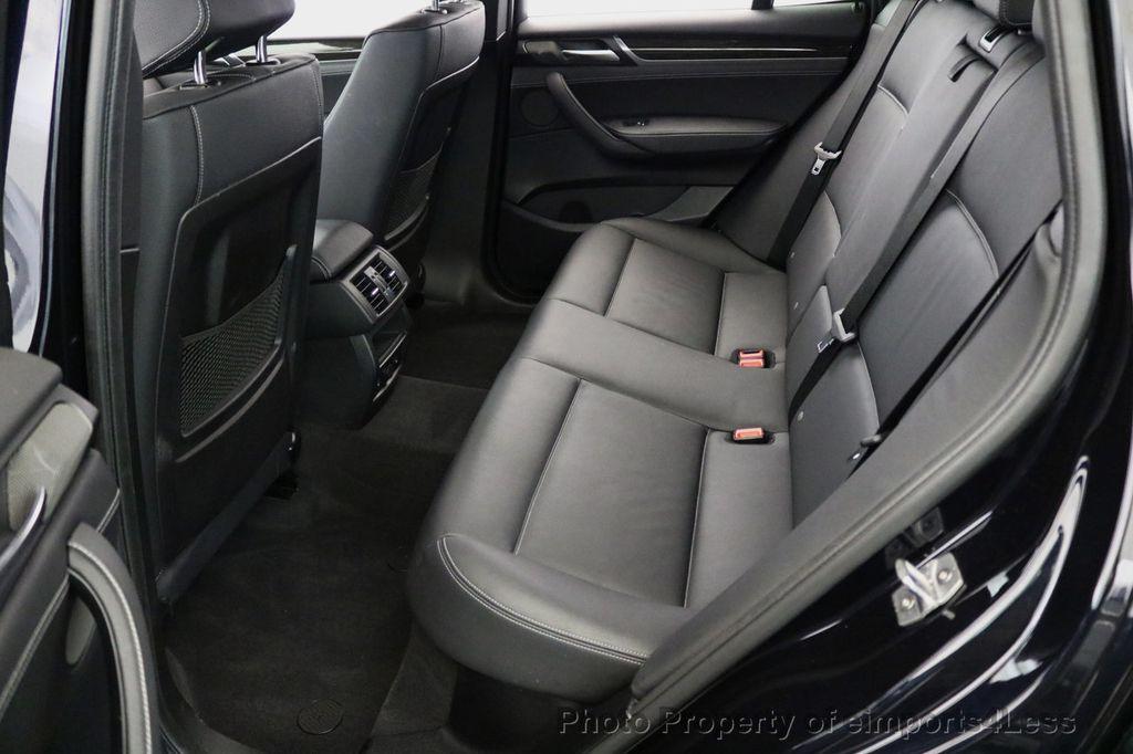 2015 BMW X3 CERTIFIED X3 xDRIVE35i M Sport AWD HK CAMERA NAVI - 17425277 - 9