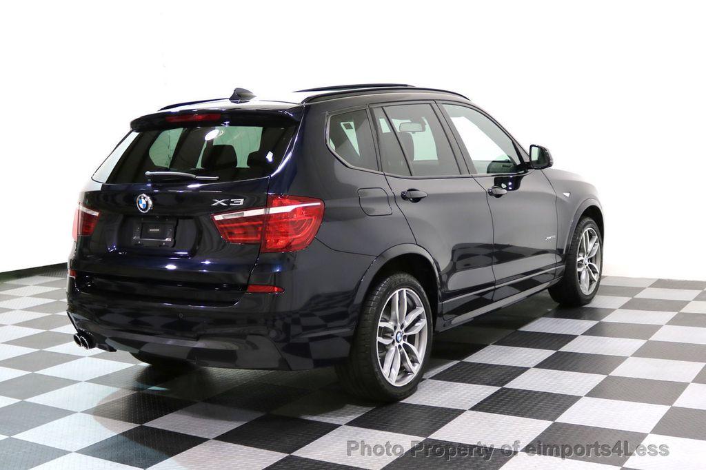 2015 BMW X3 CERTIFIED X3 xDRIVE35i M Sport AWD HK CAMERA NAVI - 17425277 - 18