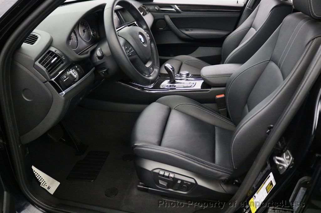 2015 BMW X3 CERTIFIED X3 xDRIVE35i M Sport AWD HK CAMERA NAVI - 17425277 - 24