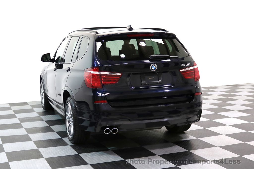 2015 BMW X3 CERTIFIED X3 xDRIVE35i M Sport AWD HK CAMERA NAVI - 17425277 - 31