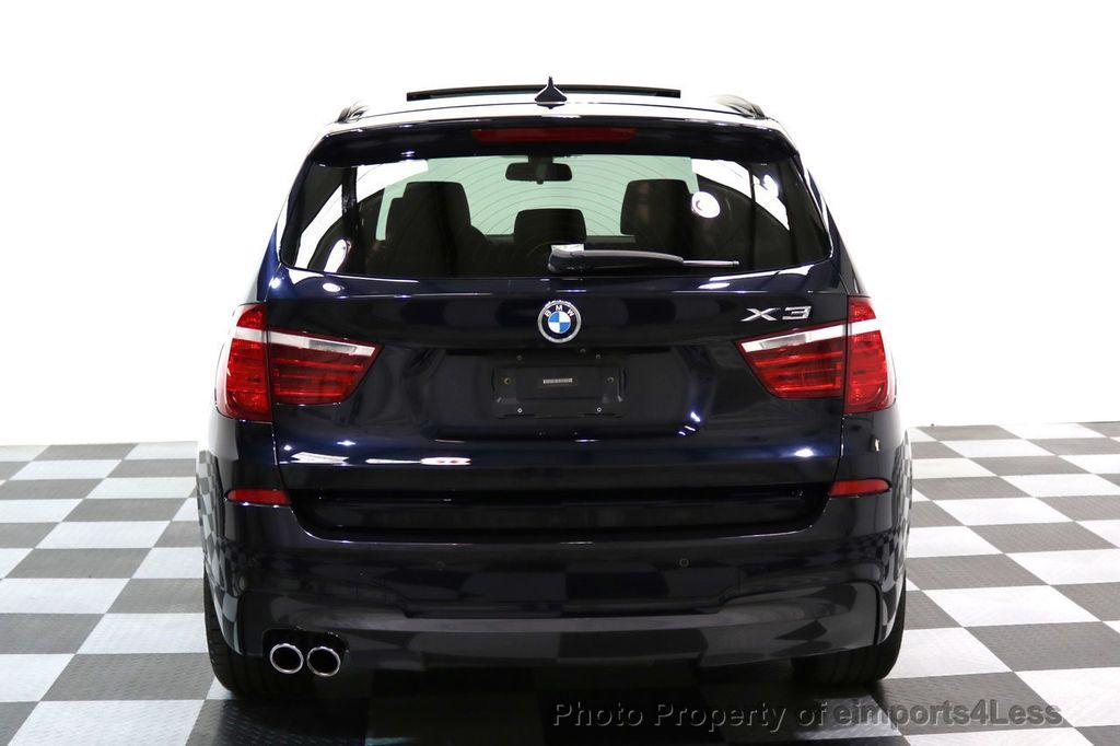 2015 BMW X3 CERTIFIED X3 xDRIVE35i M Sport AWD HK CAMERA NAVI - 17425277 - 32