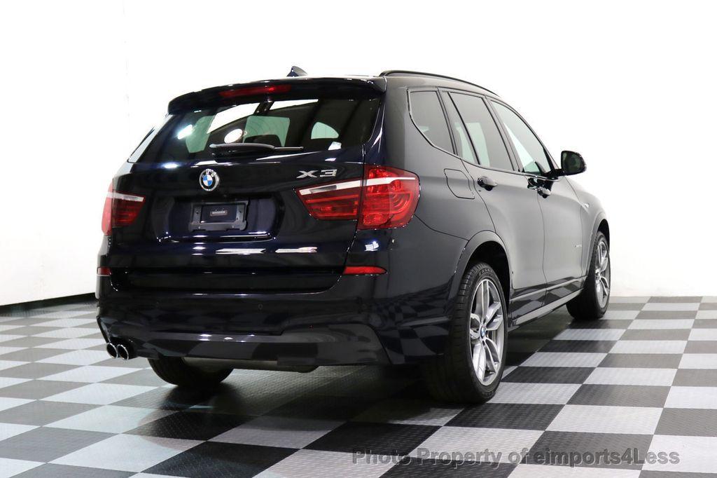 2015 BMW X3 CERTIFIED X3 xDRIVE35i M Sport AWD HK CAMERA NAVI - 17425277 - 37