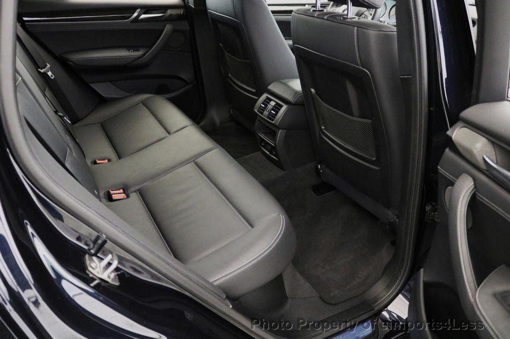 2015 BMW X3 CERTIFIED X3 xDRIVE35i M Sport AWD HK CAMERA NAVI - 17425277 - 41