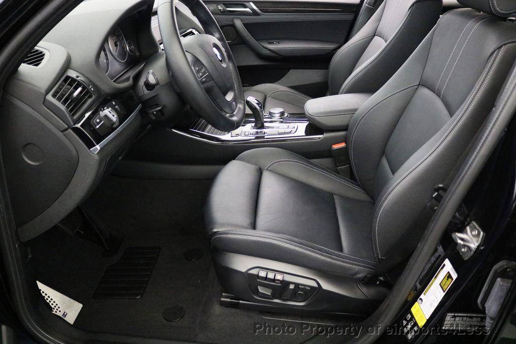 2015 BMW X3 CERTIFIED X3 xDRIVE35i M Sport AWD HK CAMERA NAVI - 17425277 - 42