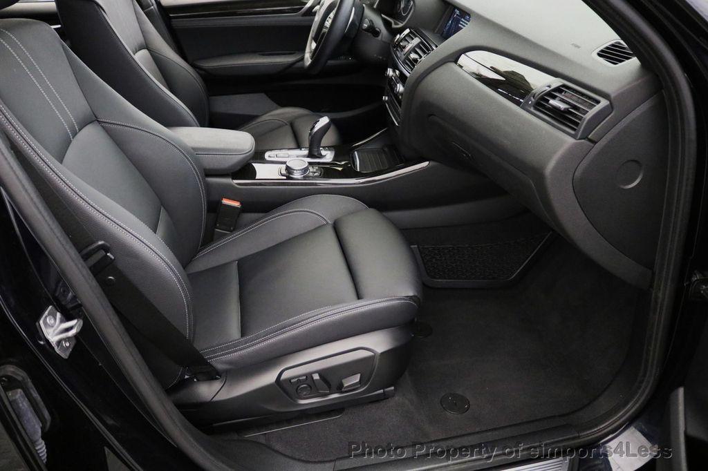 2015 BMW X3 CERTIFIED X3 xDRIVE35i M Sport AWD HK CAMERA NAVI - 17425277 - 43