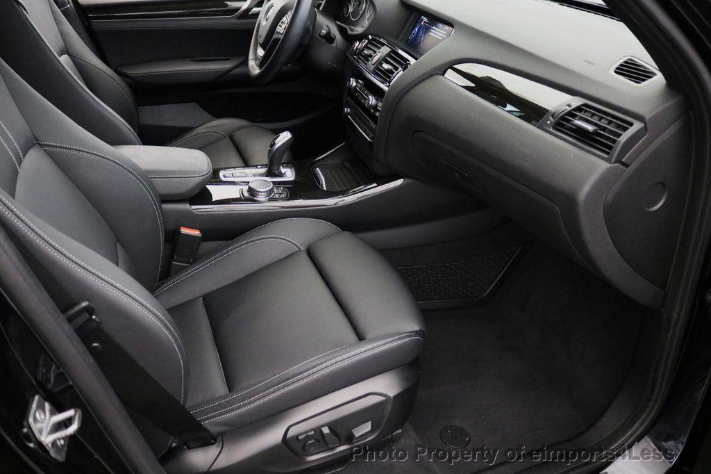 2015 BMW X3 CERTIFIED X3 xDRIVE35i M Sport AWD HK CAMERA NAVI - 17425277 - 45