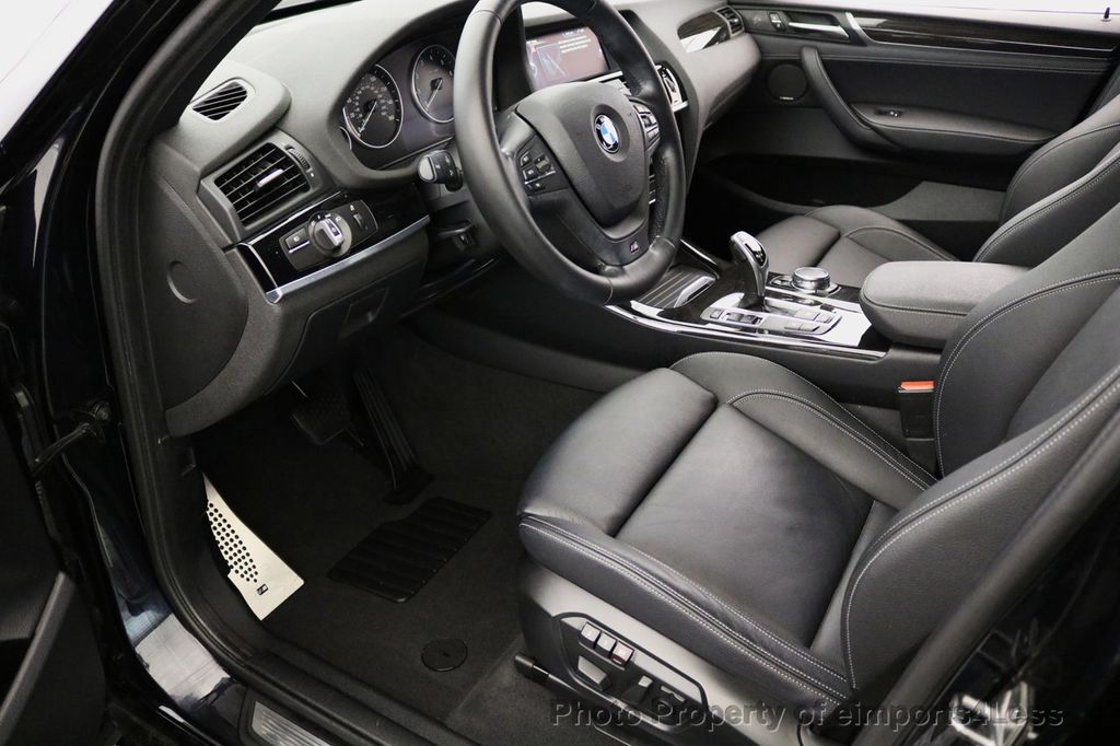 2015 BMW X3 CERTIFIED X3 xDRIVE35i M Sport AWD HK CAMERA NAVI - 17425277 - 46