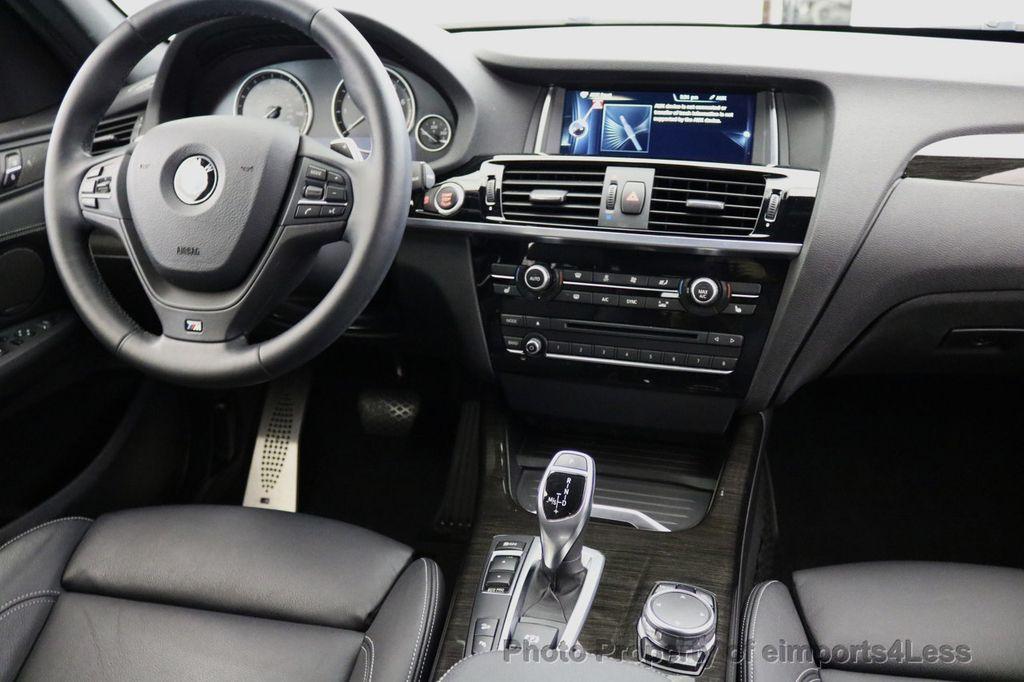 2015 BMW X3 CERTIFIED X3 xDRIVE35i M Sport AWD HK CAMERA NAVI - 17425277 - 47