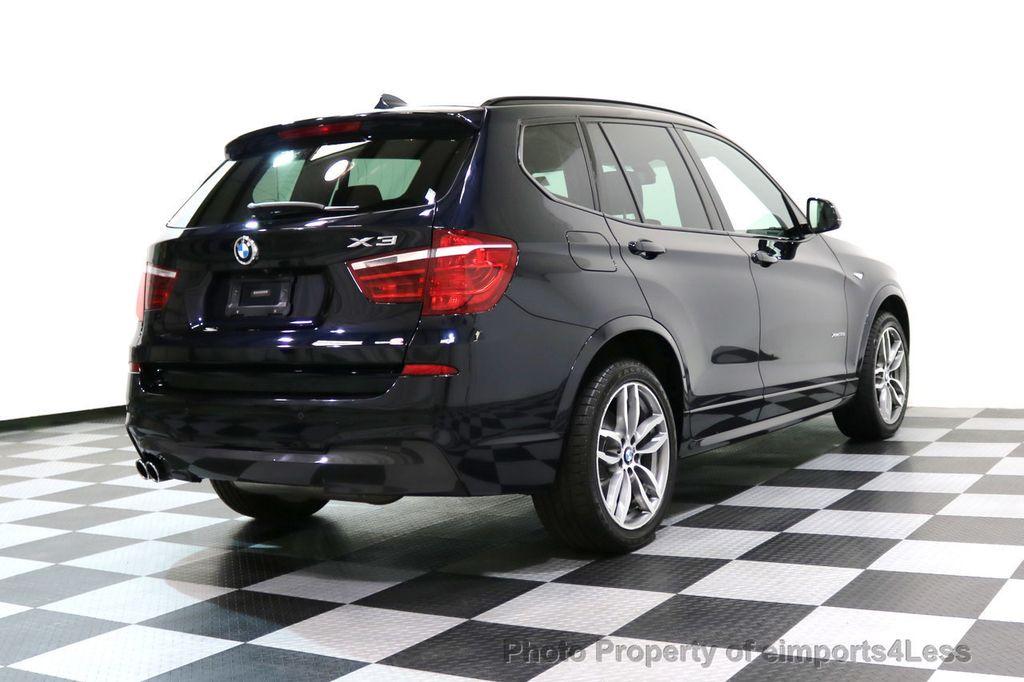 2015 BMW X3 CERTIFIED X3 xDRIVE35i M Sport AWD HK CAMERA NAVI - 17425277 - 56