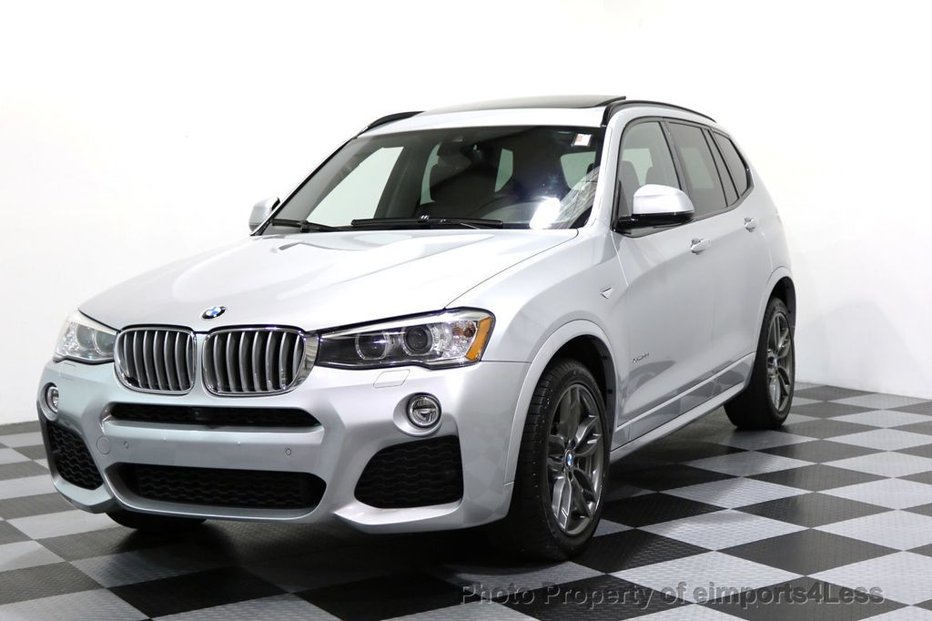 2015 BMW X3 CERTIFIED X3 xDRIVE35i M Sport Package AWD NAVI - 17057497 - 0