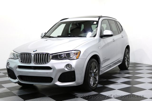 Bmw X3 M Sport >> 2015 Used Bmw X3 Certified X3 Xdrive35i M Sport Package Awd Navi At Eimports4less Serving Doylestown Bucks County Pa Iid 17057497